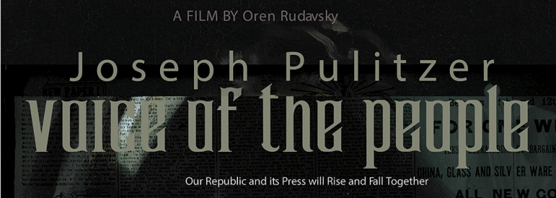 Title of Joseph Pulitzer: Voice of the People
