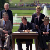 President Bush signs the ADA law