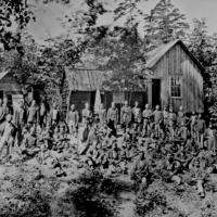 7. The 21st Michigan Infantry, a company of Sherman's veterans