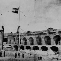 Fort Sumter, S.C., April 14, 1861