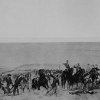 92. 'Battle of Gaines Mill, Valley of the Chickahominy, Virginia, June 27, 1862.'