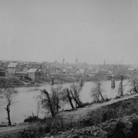 95. Fredericksburg, Va., February 1863.