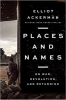 Book cover of Places and Names