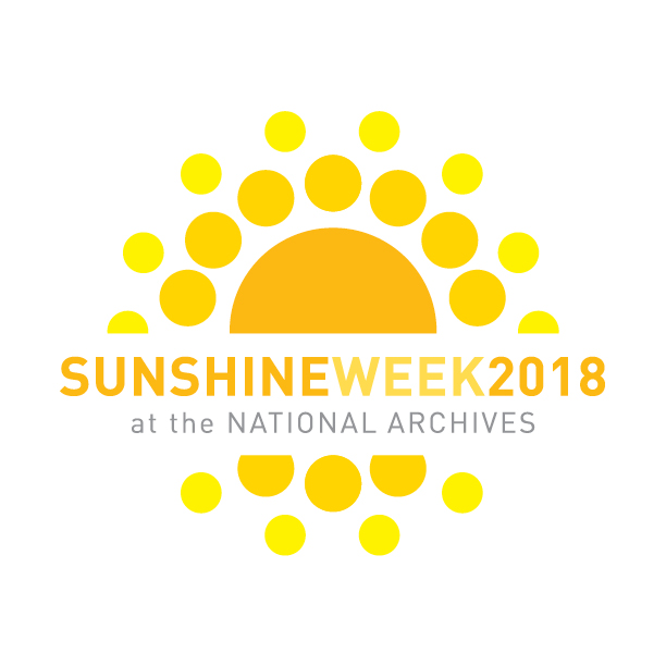 Sunshine Week 2018 Event Image