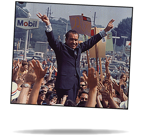 Richard M. Nixon 1968 Presidential Election Campaign