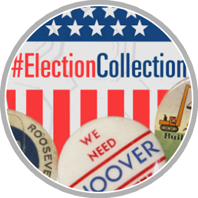 Election icon portal graphic