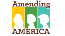 Amending America logo graphic