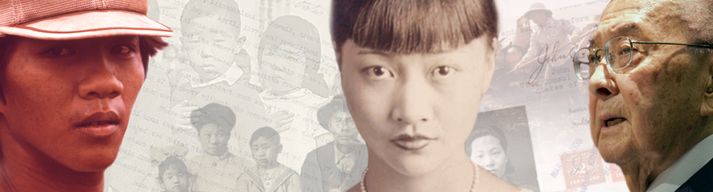 Asia Pacific image collection banner graphic