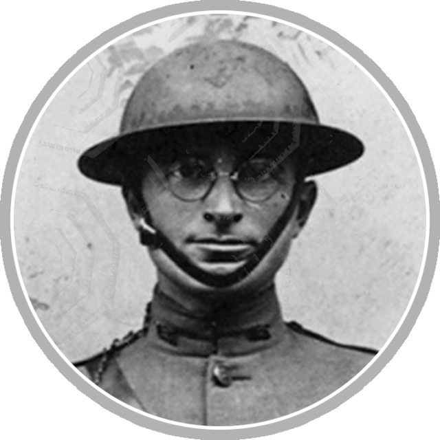 Harry Truman in his World War I uniform