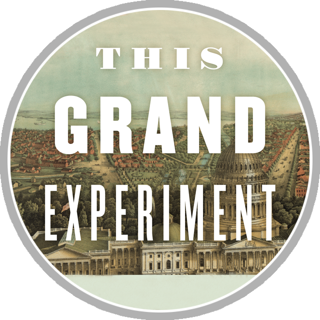 This Grand Experiment portal graphic