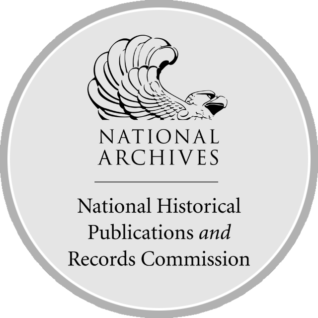 National Archives Awards Grant circle portal graphic