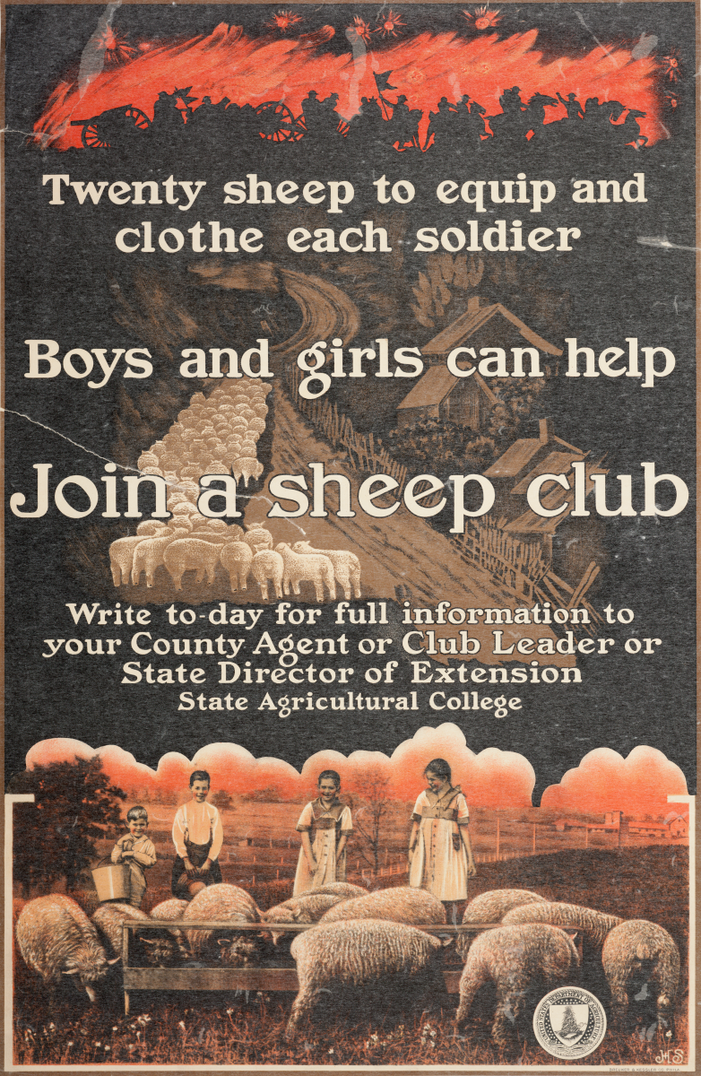 [WWI poster]