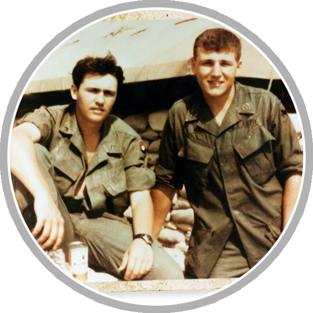 Hagel Brothers Share Vietnam War Story