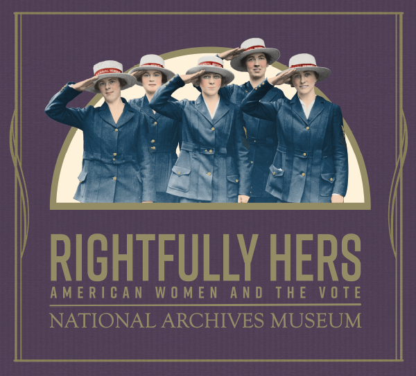 Rightfully Hers exhibit graphic