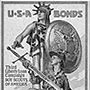 U*S*A Bonds. Third Liberty Loan Campaign